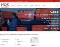 HQS ProfitSoft Schnittstelle Shopsystem