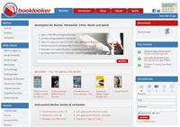Booklooker Shopsystem Schnittstelle