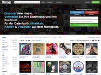 Discogs Shopsystem Schnittstelle